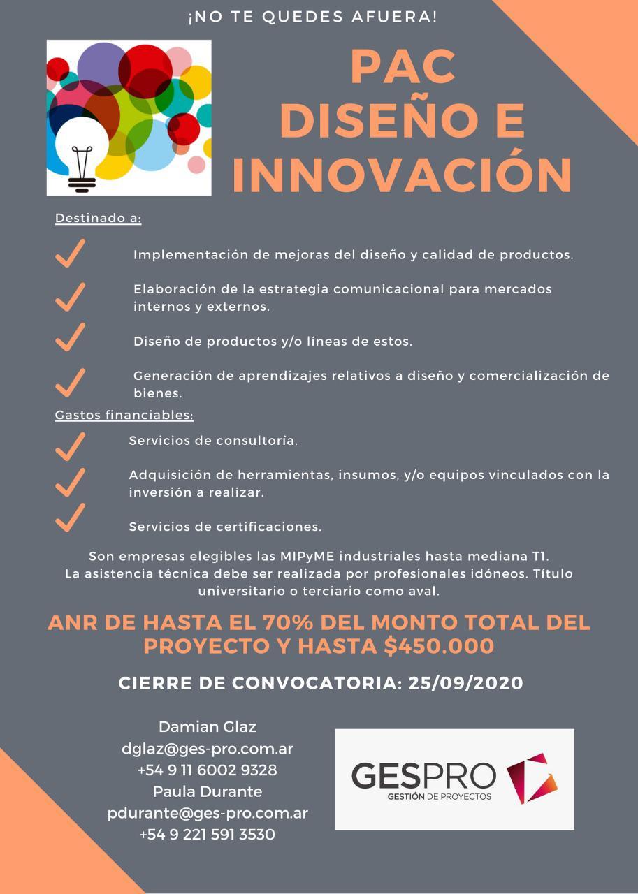 pac diseño e innovación